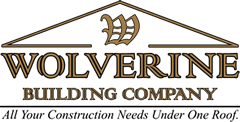 Michigan Residential and Commercial Building Company Logo